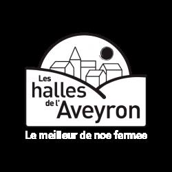 Logo Halles de l'Aveyron