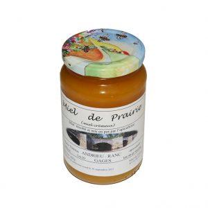 Miel crémeux 500g Aveyron