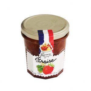 Confiture de fraise par Lucien Georgelin